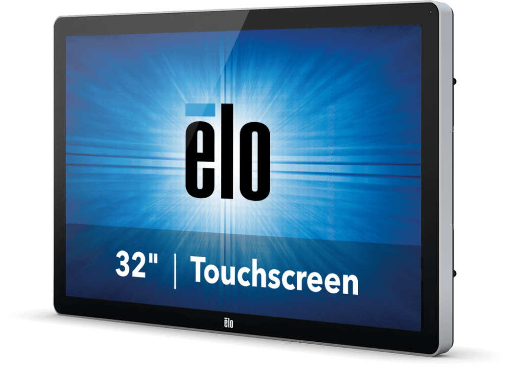 Elo 3202L Interactive Digital Signage Monitör