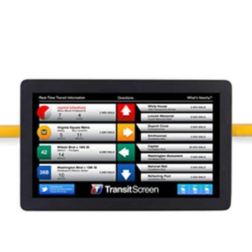 Inno-Cast DSD-V Serisi Yolcu Bilgilendirme Ekranı01