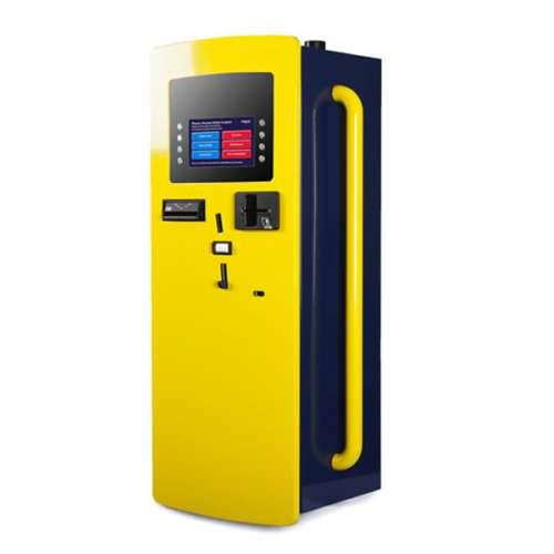 E-Life Kiosk TVM-300 Araç İçi Kart Dolum Kiosk01