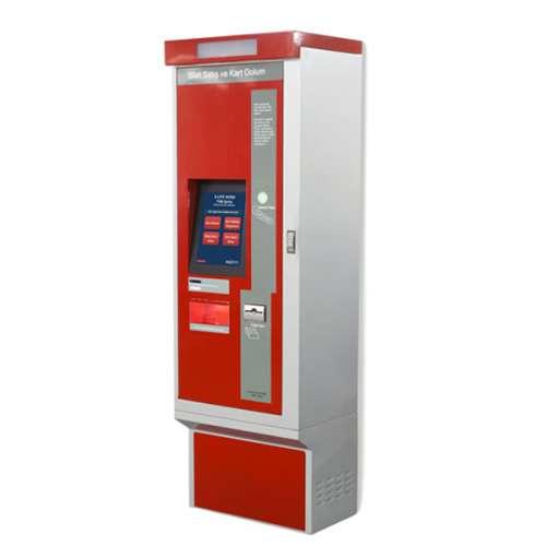E-Life Kiosk TVM-500 Bilet Satış Kiosk01
