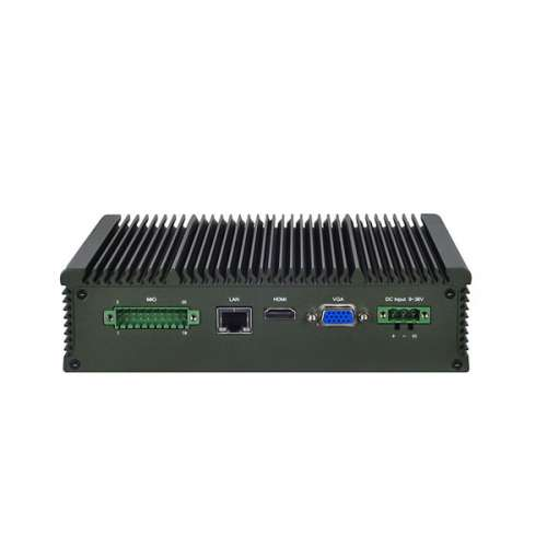 LVC-2000 Fansız Araç Bilgisayarı