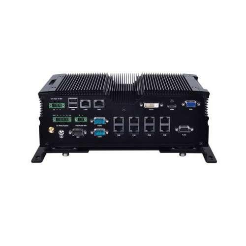 LVC-5770-7D Fansız Araç İçi NVR