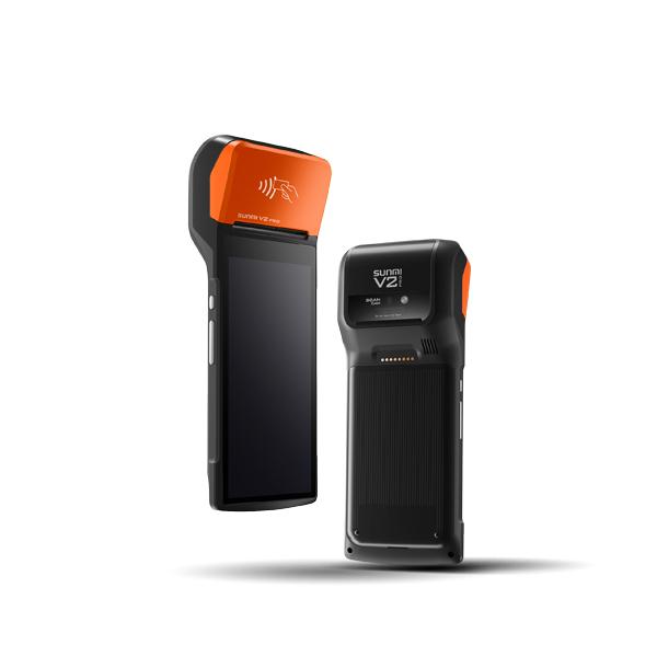 Yeni Sunmi V2 Pro Mobil Android POS
