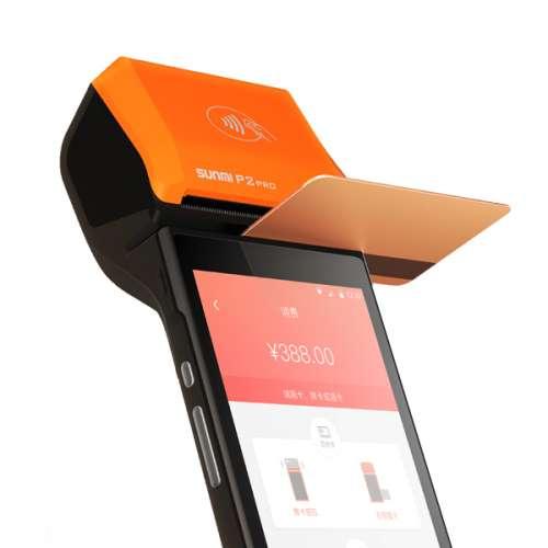 Sunmi P2 PRO Android Mobil Ödeme Terminali