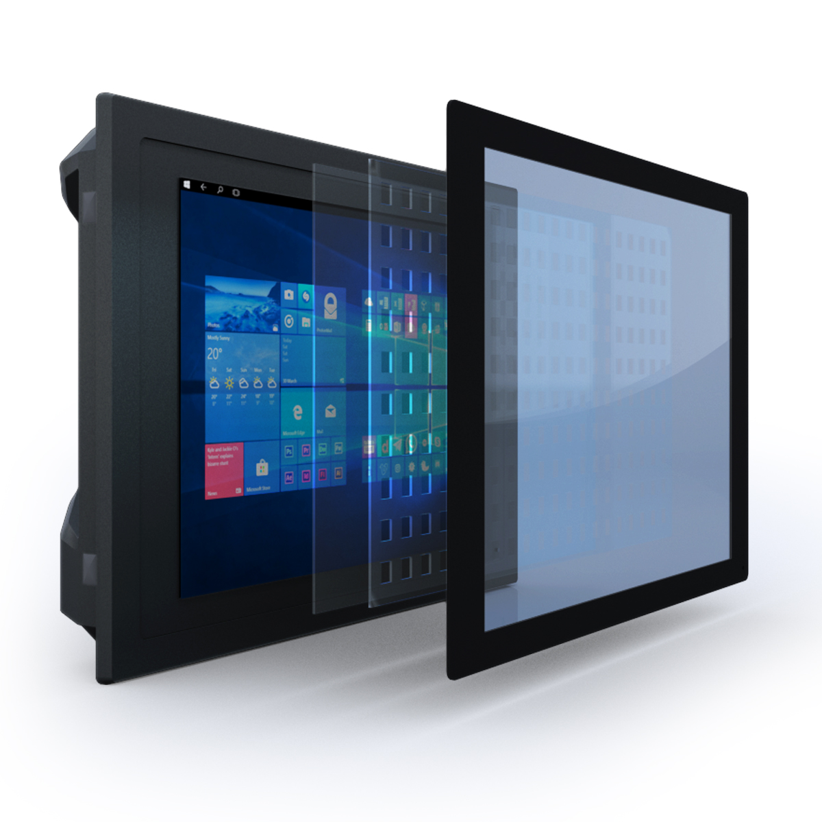 E-Life EPC-515 Panel PC