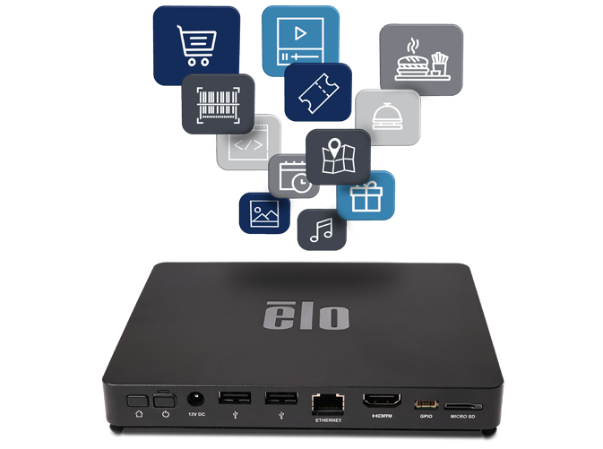 Elo Backpack Android Box